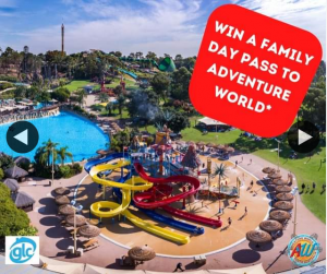 GLC Residential – Win a Family Day Pass to Adventure World