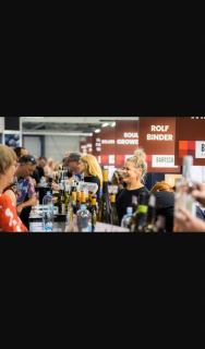 Good Food & Wine Show – Win 48 Bottles of Wine (prize valued at $331.5)