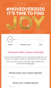 Gympie Central – Win a Share of $10000