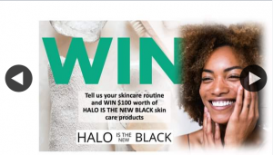 Halo is the New Black – Win $100 Worth of Skincare Products