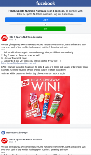 High5 Sports Nutrition Australia – Win Your Own Pack of The World's Leading Sport Nutrition