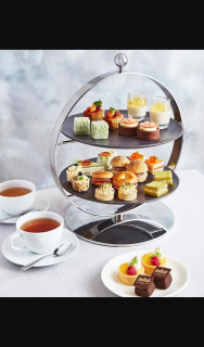 High Tea Society – Win Afternoon Tea for You and Three Friends at The Fullerton Hotel Sydney