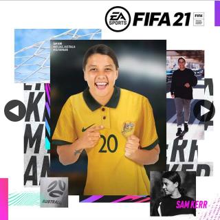 JB HiFi – Win a Signed Sam Kerr Matildas World Cup Jersey