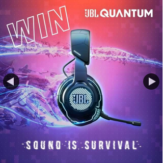 JB HiFi – Win 1 of 5 Jbl Quantum One Headsets Valued at $499.95 Each (prize valued at $499.95)