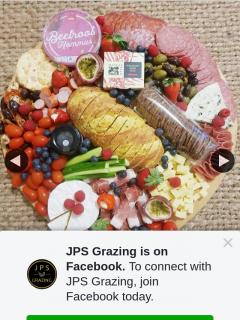 JPS Grazing – Win an Amazing Prize