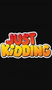 Just Kidding – Win One of Ten Mega Showbag Prize Packs