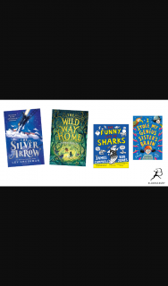 Kzone – Win a Fantastic Adventure Book Pack (prize valued at $521)