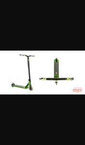 Kzone – Win a Grit Elite Green and Black Marble Scooter (prize valued at $1,000)