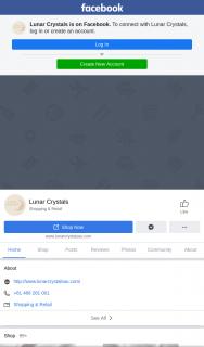 Lunar Crystals – Win Crystal Prize Pack