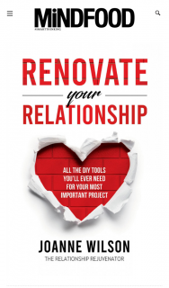 Mindfood – Win 1 of 9 Copies of Renovate Your Relationship (prize valued at $29.99)