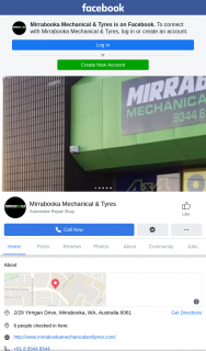 Mirrabooka Mechanical & Tyres – Win 1 of 2 Eftpos Gift Cards Worth $100 Each