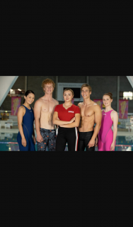 Money magazine – Win a Double Pass for You and a Friend to See Swimming for Gold