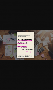 Money – Win One of Five Copies of Budgets Don't Work But this Does