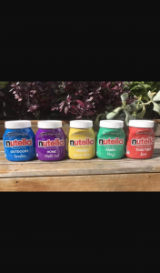 Mouths of Mums – Win a Nutella Hamper to Spread Good Morning Vibes