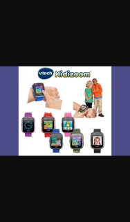 Mouths of Mums – Win 1 of 6 Kidizoom Smart Watches From Vtech