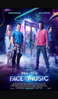 Movie Juice – Win 1 of 5 Double Passes to – bill & Ted Face The Music