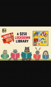 Mum Central – Win One of Two Puffin Lock-Down Library Book Packs (prize valued at $250)
