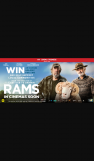 My Cinema – Win an Aussie Holiday for Two (prize valued at $15,000)