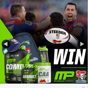 My Supplement Store – Win The Ultimate Musclepharm Prize Pack