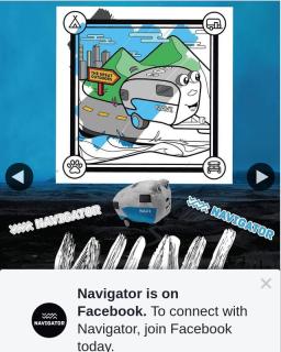 Navigator – Win 1/10 Prize Packs