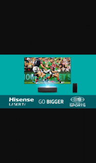 Nine Network-WWOS – Win 100″ Laser Tv (model H110lda)