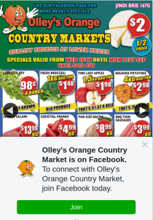 Olley's Orange Country Market – Win Our Weekly Fruit and Veg Box Or Tag Any 5 Friends for Your Chance to Win a $100 In-Store Voucher to Spend on Fresh Food and Groceries