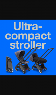 One Fine Baby – Win a Bugaboo Ant Stroller and Four Accessories (prize valued at $1,158)
