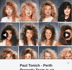 Paul Tonich – Win a $100 Coles/myer Voucher to Share With a Friend In The Hair Products Aisle