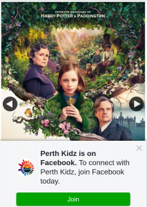 Perth Kidz – Win 1/3 The Secret Garden Book & Movie Giveaway