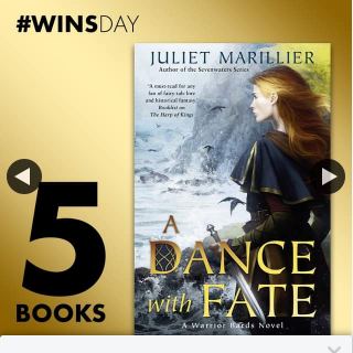 QBD Books – Win One of Five Copies of a Dance With Fate