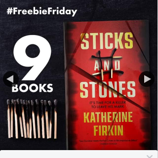 QBD Books – Win One of Nine Copies of Sticks and Stones