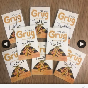 QBD Books – Win One of Twenty Signed Copies of Grug Goes to School