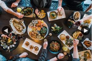 RACT – Win $100 Restaurant Vouchers