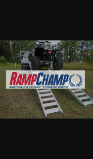 Ramp Champ – Win a Home and Travel Dog Pack Valued at $1035 From Ramp Champ (prize valued at $1,035)