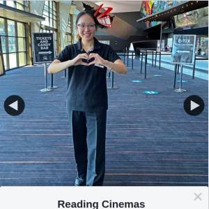 Reading Cinemas Auburn – Win a Double Pass to See Broken Hearts Gallery