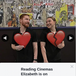 Reading Cinemas Elizabeth – Win a Double Pass to See Broken Hearts Gallery