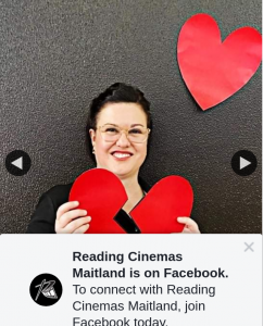 Reading Cinemas Maitland – Win a Double Pass to See Broken Hearts Gallery