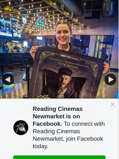 Reading Cinemas Newmarket – Win a Double Pass to See an American Pickle
