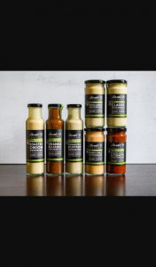 Roza's Gourmet – Win One of Six Sauces Packs