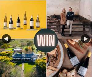 South Aussie With Cosi – Win an Absolutely Sensational Barossa Valley Wine Prize??