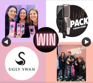South Aussie With Cosi – Win an Ugly Swan Scream-Free Hair Brush Pack?