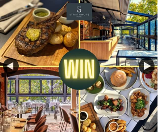 South Aussie With Cosi – Win $100 to Spend on Dinner at The Strathmore Hotel (prize valued at $100)
