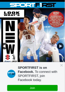 SPORTFIRST – Win 1 of 2 X $400 RRP Cricket Packs (prize valued at $800)
