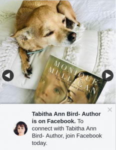 Tabitha Ann Bird Author – Win a Copy of Wherever You Go