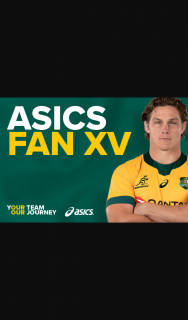 Team Rugby – Win a Signed 2020 Wallabies Jersey