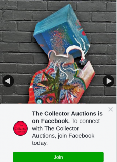 The Collector Auctions – Win a Years' Subscription to The Collector Price Guide