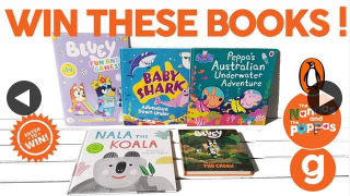 The Nannas and The Poppas – Win a Penguin Children's Book Prize Pack