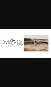 The Weekend West – Win a $1000 Taylor and Co Photography Voucher Thanks to Weddings and Babies