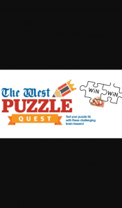 The West Australian – Win 1 of 5 X $50 Coles Gift Card (e-gift Card) Thanks to The West Australian and Puzzle Quest
