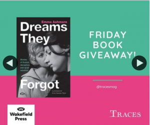 Traces magazine – Win a Copy of Dreams They Forgot